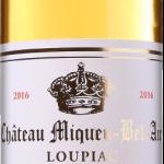 Loupiac-ChateauMiqueuBelAir-blancDoux